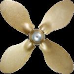 Marine Propeller 0021 Livello 3