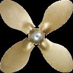 Marine Propeller 0022 Livello 1